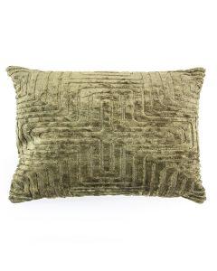 Pillow Madam 35x55 cm - green