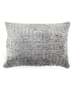 Pillow Madam 35x55 cm - grey