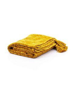 Plaid Mercy - yellow