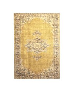 Carpet Blush 200x290 cm - yellow