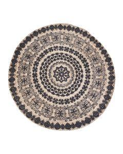 Carpet Himalaya round 120x120 cm