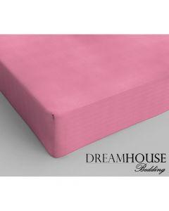Dreamhouse - Katoen - Roze - 180 x 220