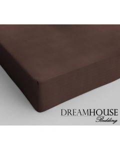 Dreamhouse - Katoen - Bruin - 180 x 220