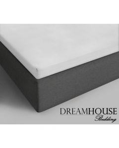 Dreamhouse - Katoen - Wit - 160 x 220