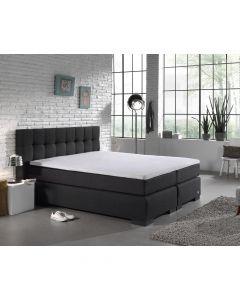 Homecare - 80% Katoen / 20% Polyester - Wit - 90/100 x 200/220