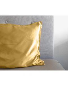 Sleeptime - Micropercal - Goud - 60 x 70