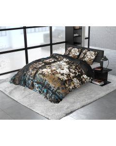 Dreamhouse - Katoen / Satijn - Multi - 135 x 200