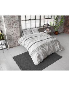 Dreamhouse - Katoen / Satijn - Wit - 135 x 200