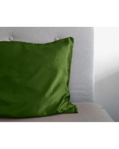 Sleeptime - Micropercal - Groen - 60 x 70 cm