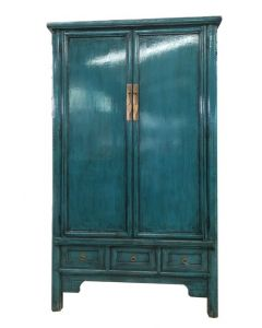 CAB - Icons M-23 two door three drawer cabinet