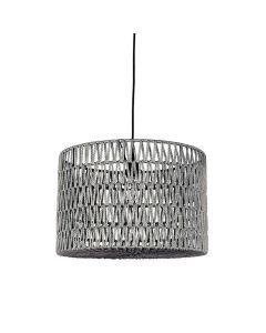 LABEL51 - Hanglamp Stripe - Grijs - 45 cm