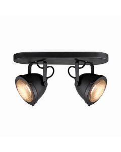 LABEL51 - Led Spot Moto 2-Lichts - Zwart