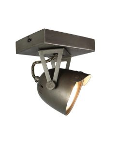 LABEL51 - Led Spot Cap 1-Lichts - Burned Steel
