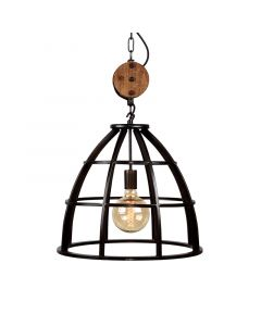 LABEL51 - Hanglamp Lift - Zwart - 47 cm