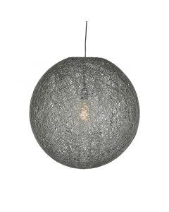 LABEL51 - Hanglamp Twist - Grijs - 60 cm - XL