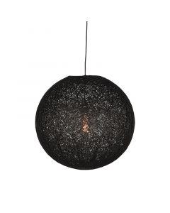 LABEL51 - Hanglamp Twist - Zwart - 45 cm - L