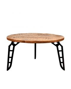 LABEL51 - Salontafel Flintstone - 80 cm
