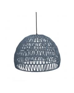 LABEL51 - Hanglamp Rope - Grijs - 50 cm - L