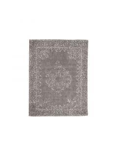 LABEL51 - Vloerkleed Vintage - Antraciet - 140x160 cm